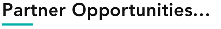 partner opportunities page title