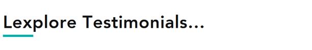 testimonials header